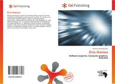 Bookcover of Eric Haines