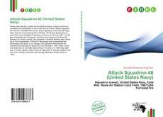 Capa do livro de Attack Squadron 46 (United States Navy)