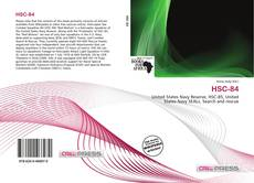 Bookcover of HSC-84