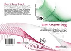 Bookcover of Marine Air Control Group 28