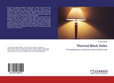 Bookcover of Thermal Black Holes