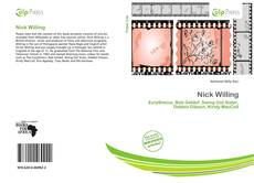 Bookcover of Nick Willing