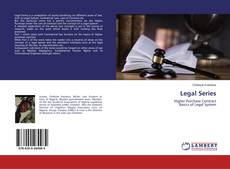 Bookcover of Legal Series