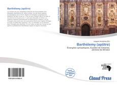 Capa do livro de Barthélemy (apôtre)
