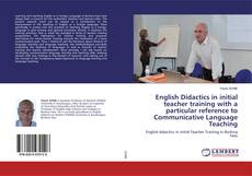Portada del libro de English Didactics in initial teacher training with a particular reference to Communicative Language Teaching