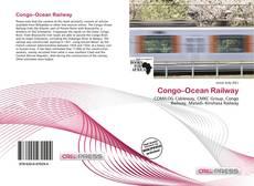 Portada del libro de Congo–Ocean Railway