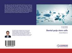 Portada del libro de Dental pulp stem cells