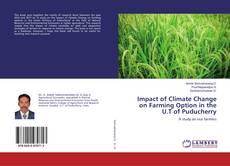 Portada del libro de Impact of Climate Change on Farming Option in the U.T of Puducherry