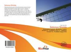 Обложка Solomon Shields
