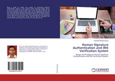 Buchcover von Human Signature Authentication and IRIS Verification System