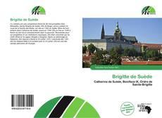 Portada del libro de Brigitte de Suède