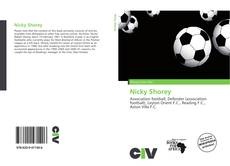 Bookcover of Nicky Shorey