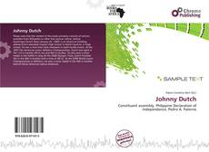 Bookcover of Johnny Dutch