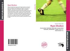 Bookcover of Ryan Shotton