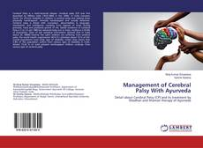 Portada del libro de Management of Cerebral Palsy With Ayurveda