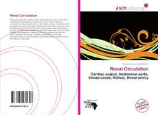 Bookcover of Renal Circulation