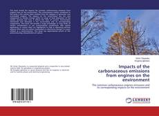 Impacts of the carbonaceous emissions from engines on the environment的封面