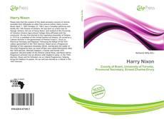Bookcover of Harry Nixon