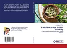 Bookcover of Herbal Medicines Used in Dentistry