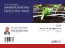 Bookcover of Climate Smart Agriculture