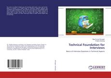Buchcover von Technical Foundation for Interviews