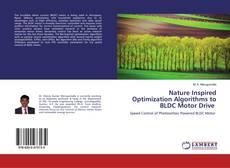 Capa do livro de Nature Inspired Optimization Algorithms to BLDC Motor Drive