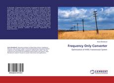 Bookcover of Frequency Only Converter
