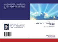 Bookcover of Transparent Conducting Oxides