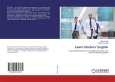 Bookcover of Learn Doctors' English