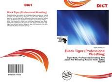 Couverture de Black Tiger (Professional Wrestling)
