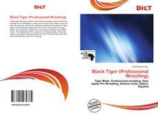 Copertina di Black Tiger (Professional Wrestling)