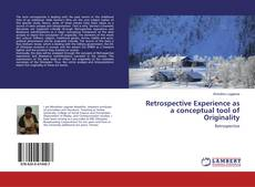 Buchcover von Retrospective Experience as a conceptual tool of Originality