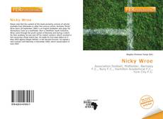 Bookcover of Nicky Wroe