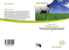 Richard York kitap kapağı