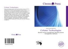 Buchcover von Column Technologies