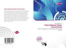 Copertina di International Color Consortium