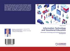 Bookcover of Information Technology and Vocational Education