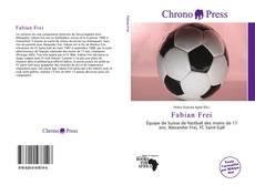 Capa do livro de Fabian Frei