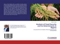Copertina di Analysis of Food Security and Its Determinants in Nigeria