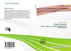 Bookcover of Philip Amelio