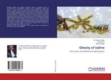 Capa do livro de Obesity of Iodine