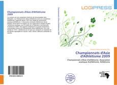 Bookcover of Championnats d'Asie d'Athlétisme 2009