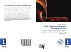 Copertina di 16th Engineer Brigade (United States)