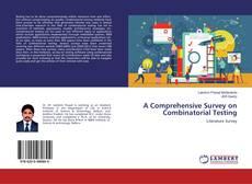 Buchcover von A Comprehensive Survey on Combinatorial Testing