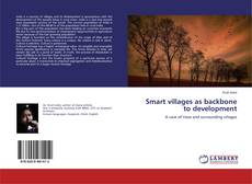 Couverture de Smart villages as backbone to development