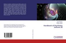 Capa do livro de Handbook of Psychiatry Volume 28