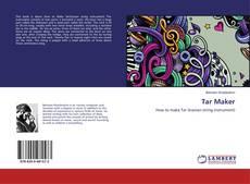 Bookcover of Tar Maker