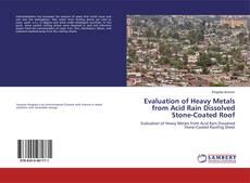 Borítókép a  Evaluation of Heavy Metals from Acid Rain Dissolved Stone-Coated Roof - hoz