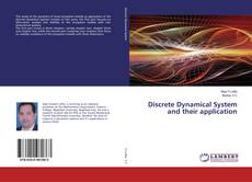 Bookcover of Discrete Dynamical System and their application