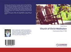 Buchcover von Church of Christ Meditation